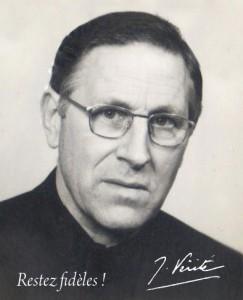 abbé Joseph Vérité